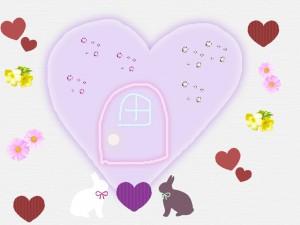 愛の扉紫©摂理hiroko