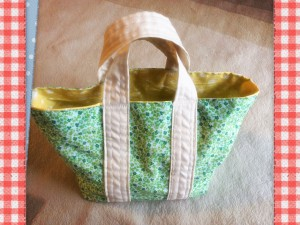 お弁当袋©摂理hiroko