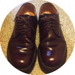 靴磨き@摂理hiroko
